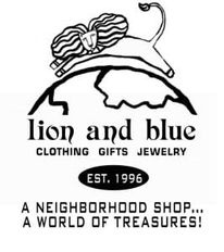 Lion and Blue