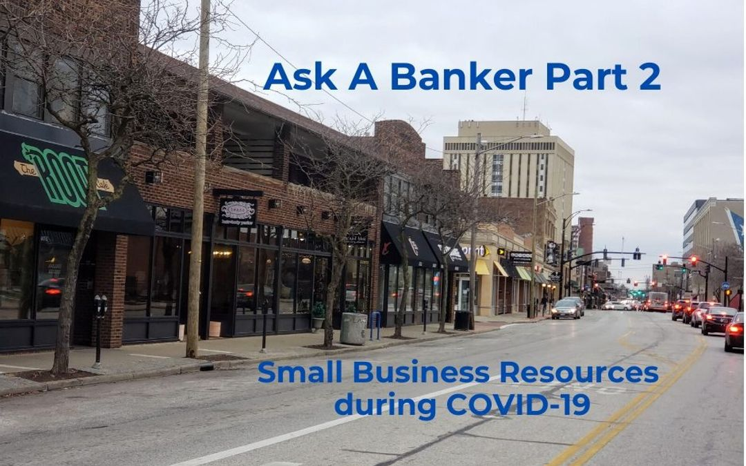 """LakewoodAlive to Host """"Ask A Banker Part 2: Small Business Resources during COVID-19"""" Presentation on April 30"""