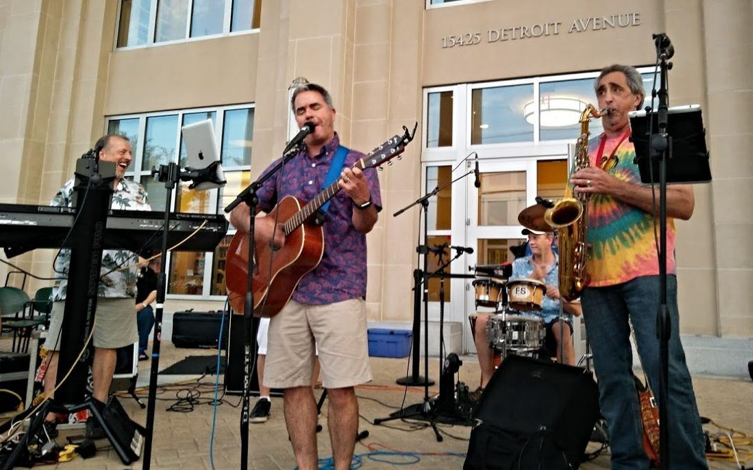 FireSide CLE to Heat Up Virtual Front Porch Concert Series Next Friday, July 3