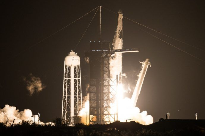 SPACEX & NASA CREW-1 MISSION