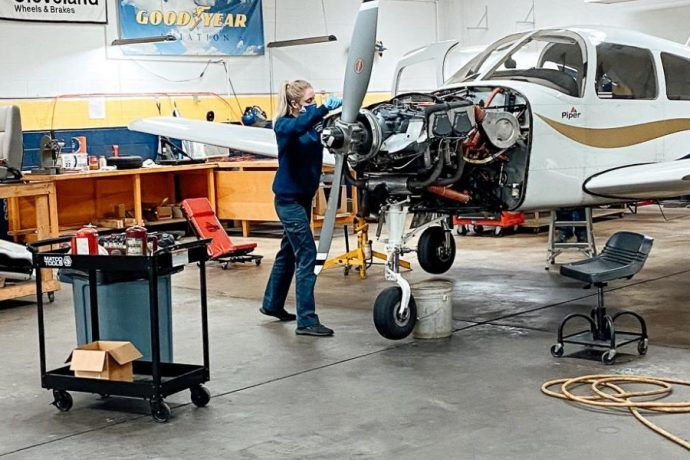 Kent State University Earns 14 CRF Part 145 Repair Station Certification From FAA