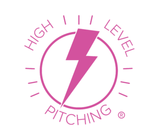 high level pitching logo