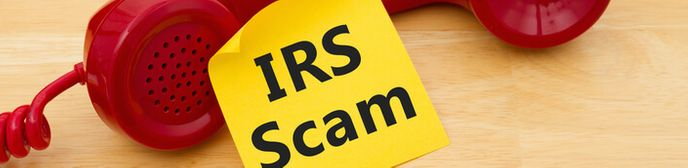 Don't Fall for the IRS Phone Scam