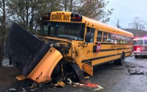 school bus accidents greenville sc