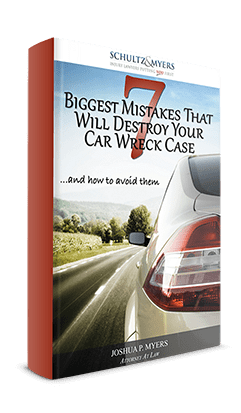 Biggest mistakes that will destroy your car wreck case