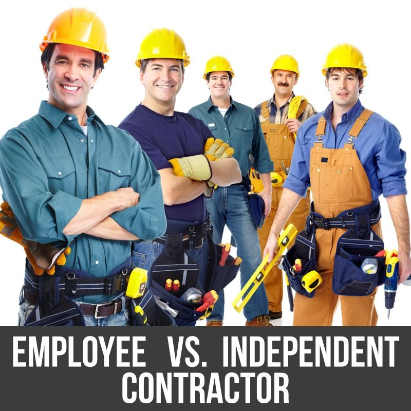 south carolina workers compensation employee vs independent contractor
