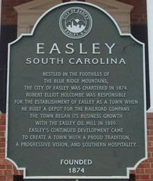 easley sc car accident attorney