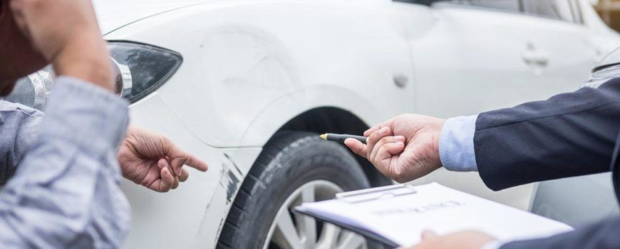What Happens If You Damage A Rental Car?
