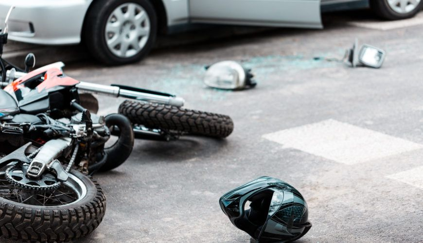3 Major Causes of Death in Motorcycle Accidents