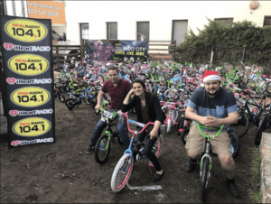 The News Junkie orlando florida holiday bike drive dewitt law firm