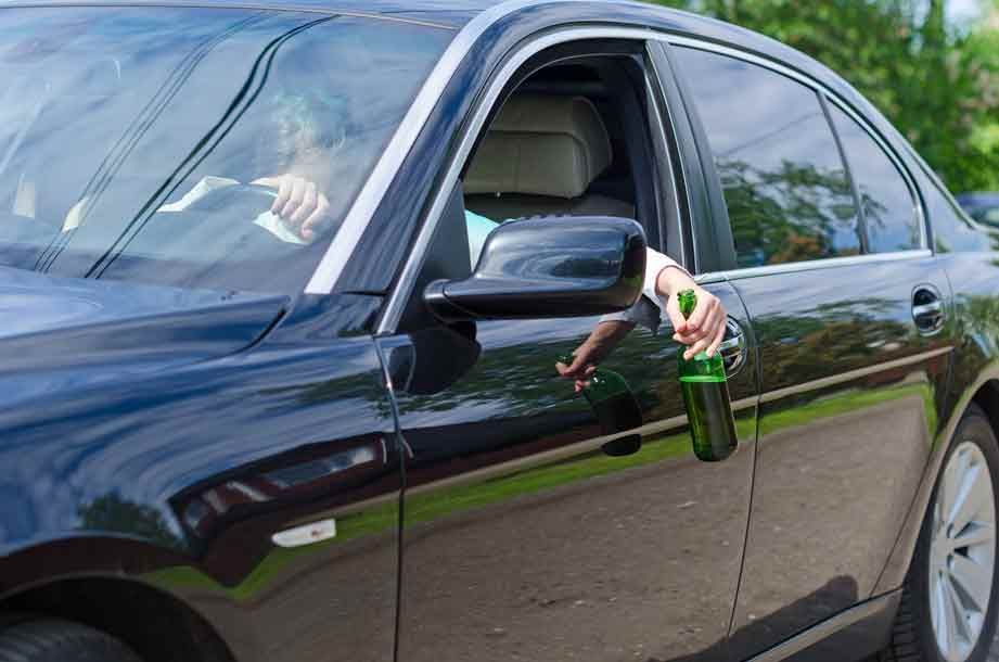 What Are The Consequences Of Driving Under The Influence In South Carolina?