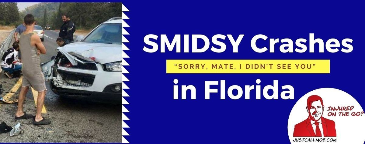 SMIDSY Crashes in Florida