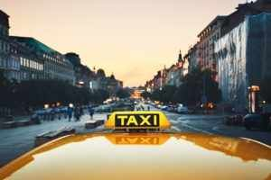 taxi cab accident lawyer compensation