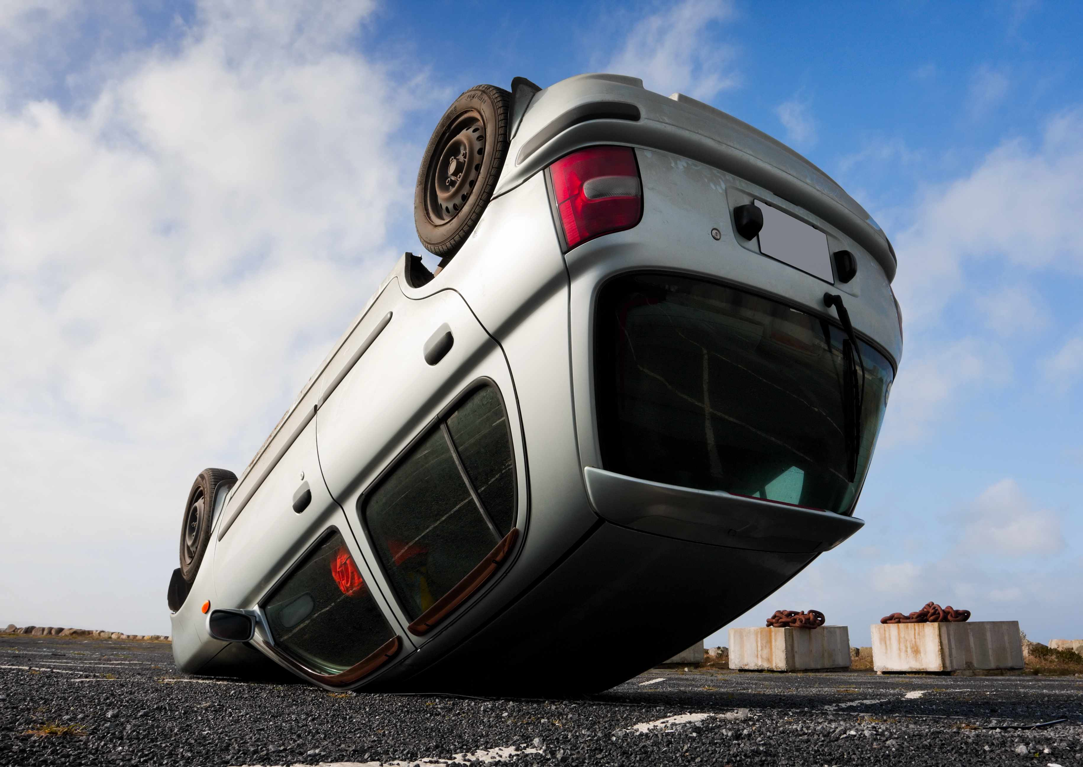 vehicle rollover personal injury