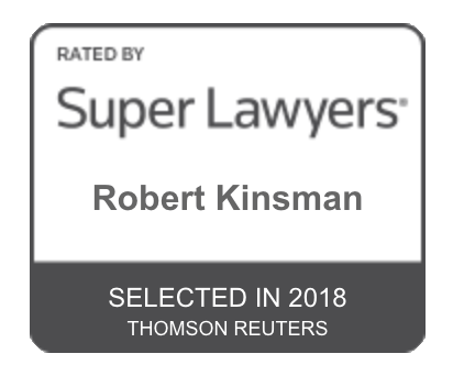Super Lawyers Kinsman Logo