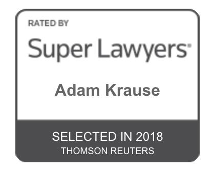Super Lawyers Krause Logo