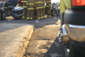 A fatal car accident in Columbia, SC