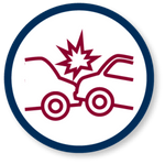 Car Accident Information Icon