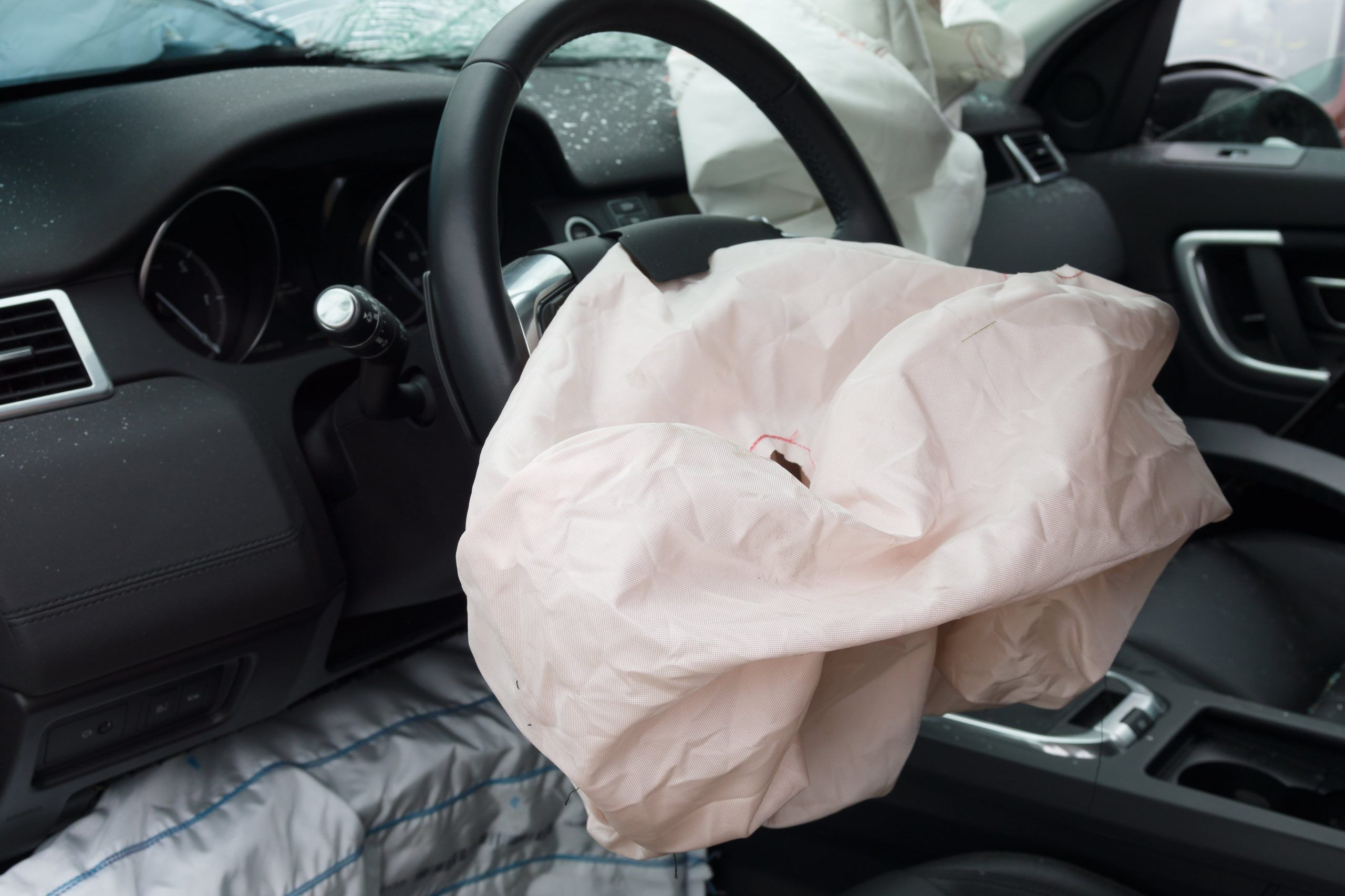 car accident airbag