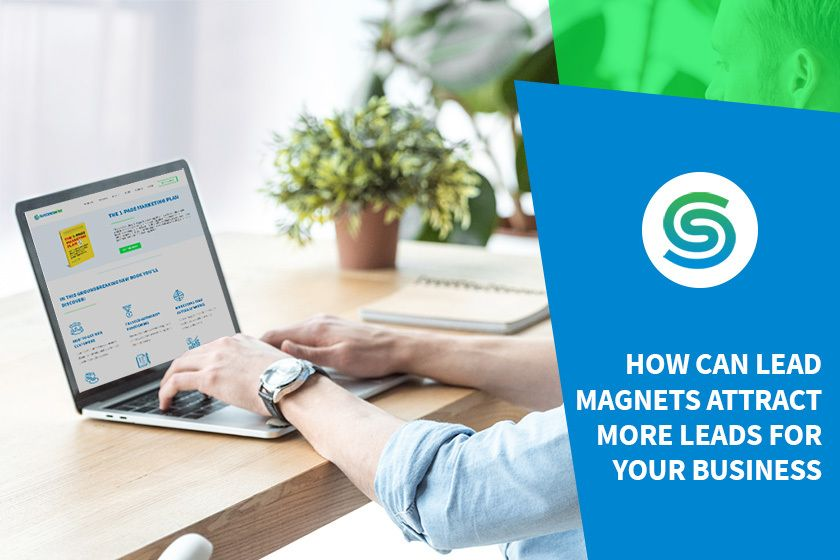 Create Your Lead Magnet Web Page