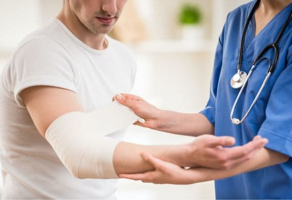 Personal Injury Cases Image