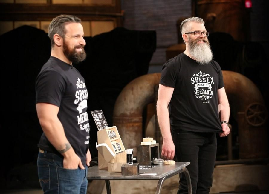 Sussex Beard Oil CBC Dragons Den