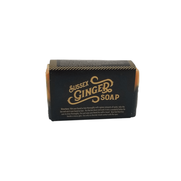 Ginger Beard Soap