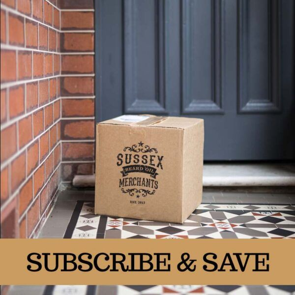Subscribe & Save on Beard Oil