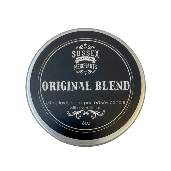 Sussex Beard Oil Candle