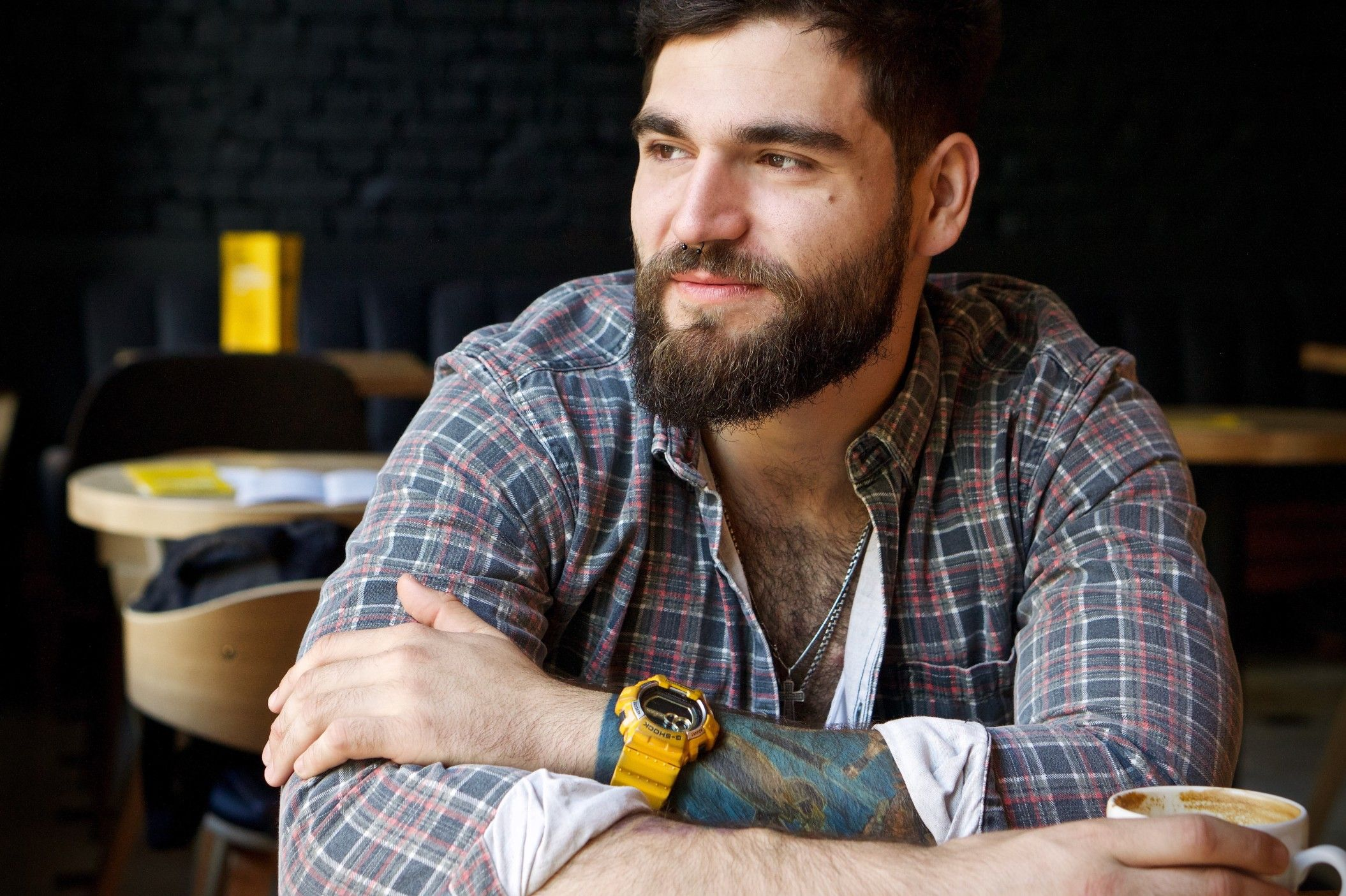 How to grow a beard: From social movement to cool and stylish.