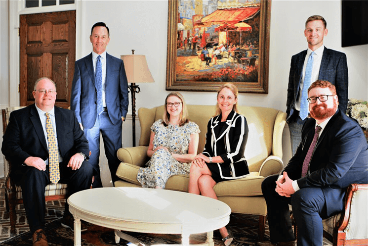 Team Photo - Weaver Law Firm
