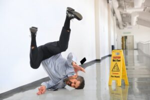 Georgia Slip and Falls at the Workplace