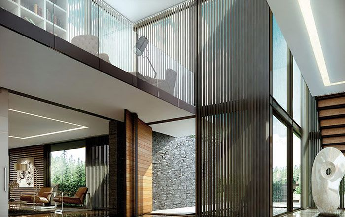 Bandalux Vertical Blinds A Shade Above Window Fashions