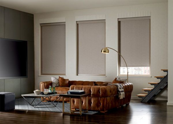 blackout roller shades with side panel by a shade above window fashions