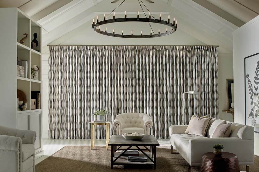 Drapes by A Shade Above Florida window treatment experts