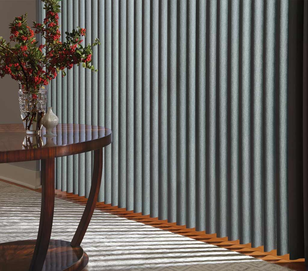 hunter douglas vertical blinds a shade above window fashions