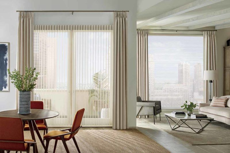 drapes hunter douglas design studio a shade above window fashions