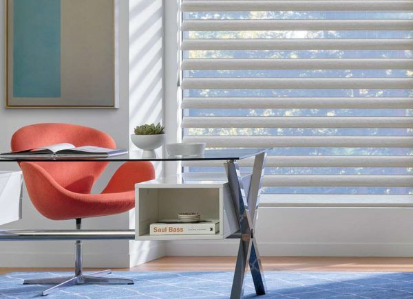 Pirouette Shades Hunter Douglas by A Shade Above Window Fashions