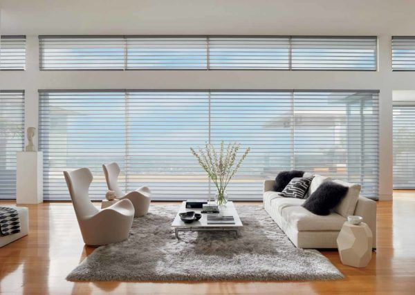 silhouette shades by hunter douglas window fashions
