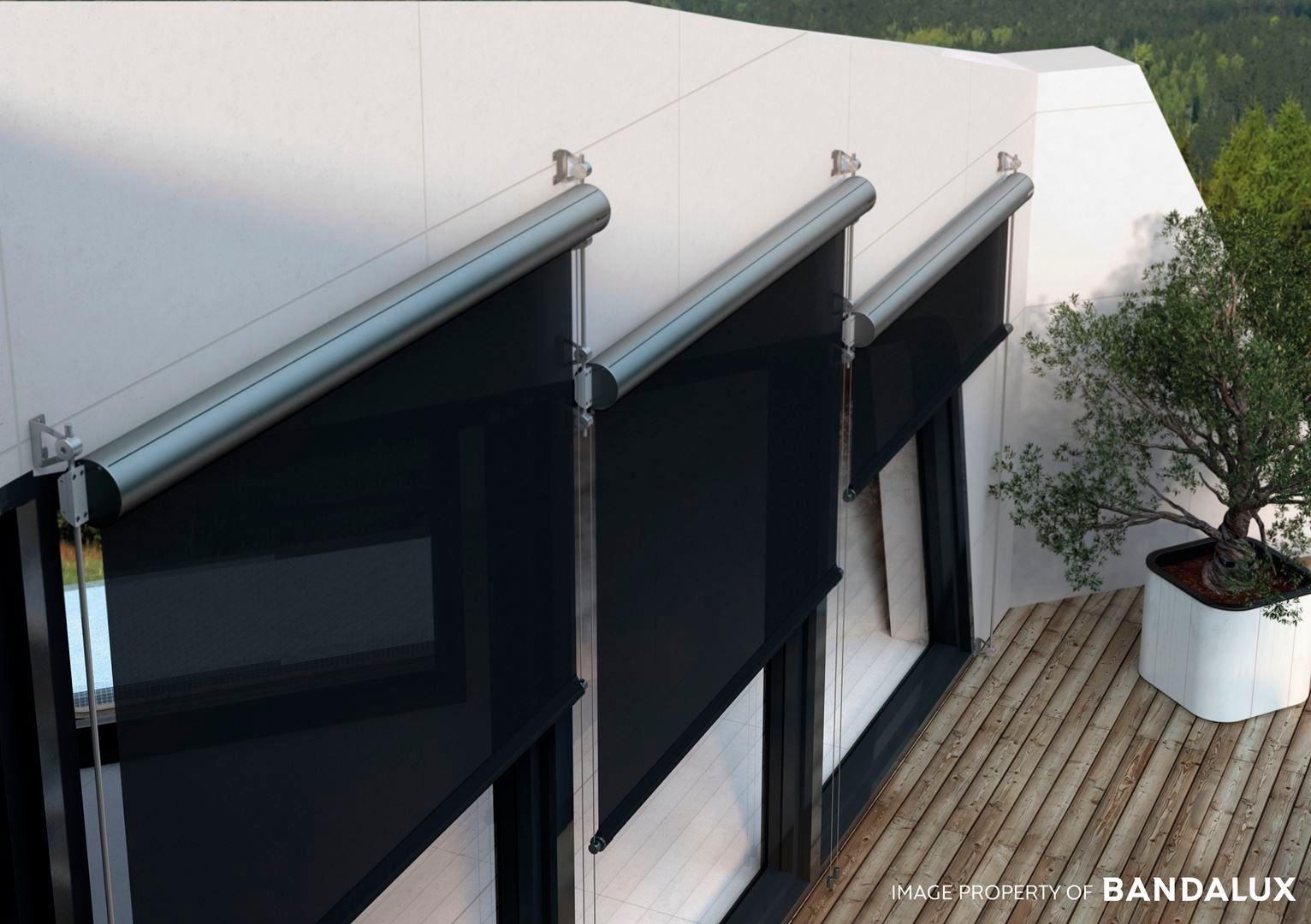 outdoor roller shades for heat a shade above window fashions