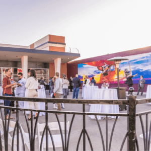mural event