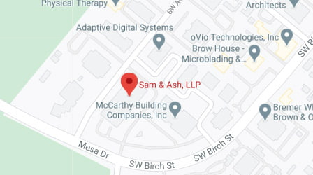 Sam & Ash, LLP location