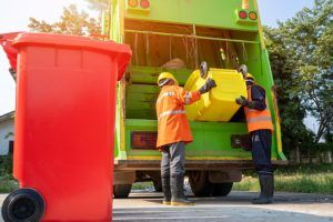 Boston Garbage Truck Accidents