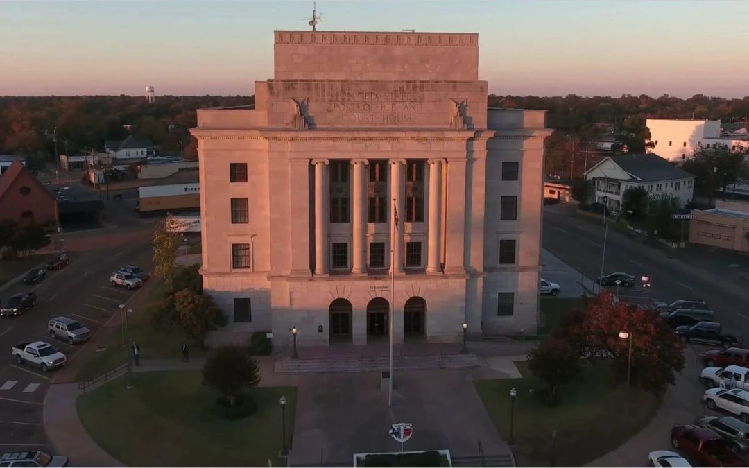 Texarkana Courthouse and Post Office