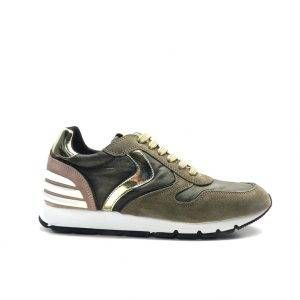 Sneakers-VOILE BLANCHE J.POWER VELOUR