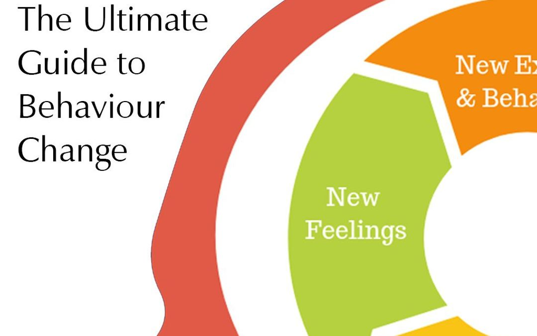 The ultimate guide to behaviour change